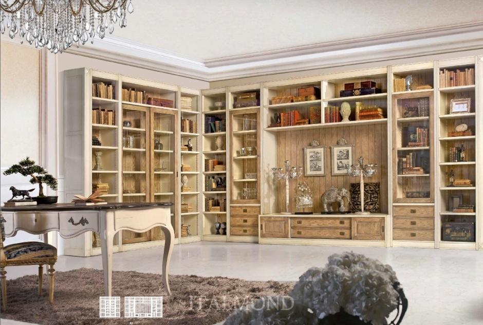 Артикул 01505-br, библиотека copacabana a3, производитель am.